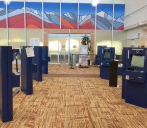Automated Passport Control kiosks