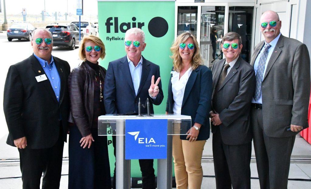 Flair Airlines établit une base à Edmonton et ajoute 4 nouvelles destinations aux États-Unis Nouvelles destinations aux États-Unis
