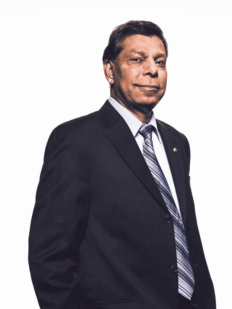 Jay Ramotar Portrait