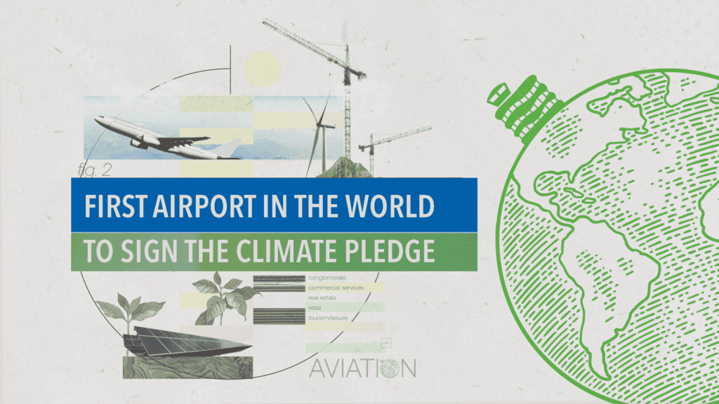 EIA joins The Climate Pledge