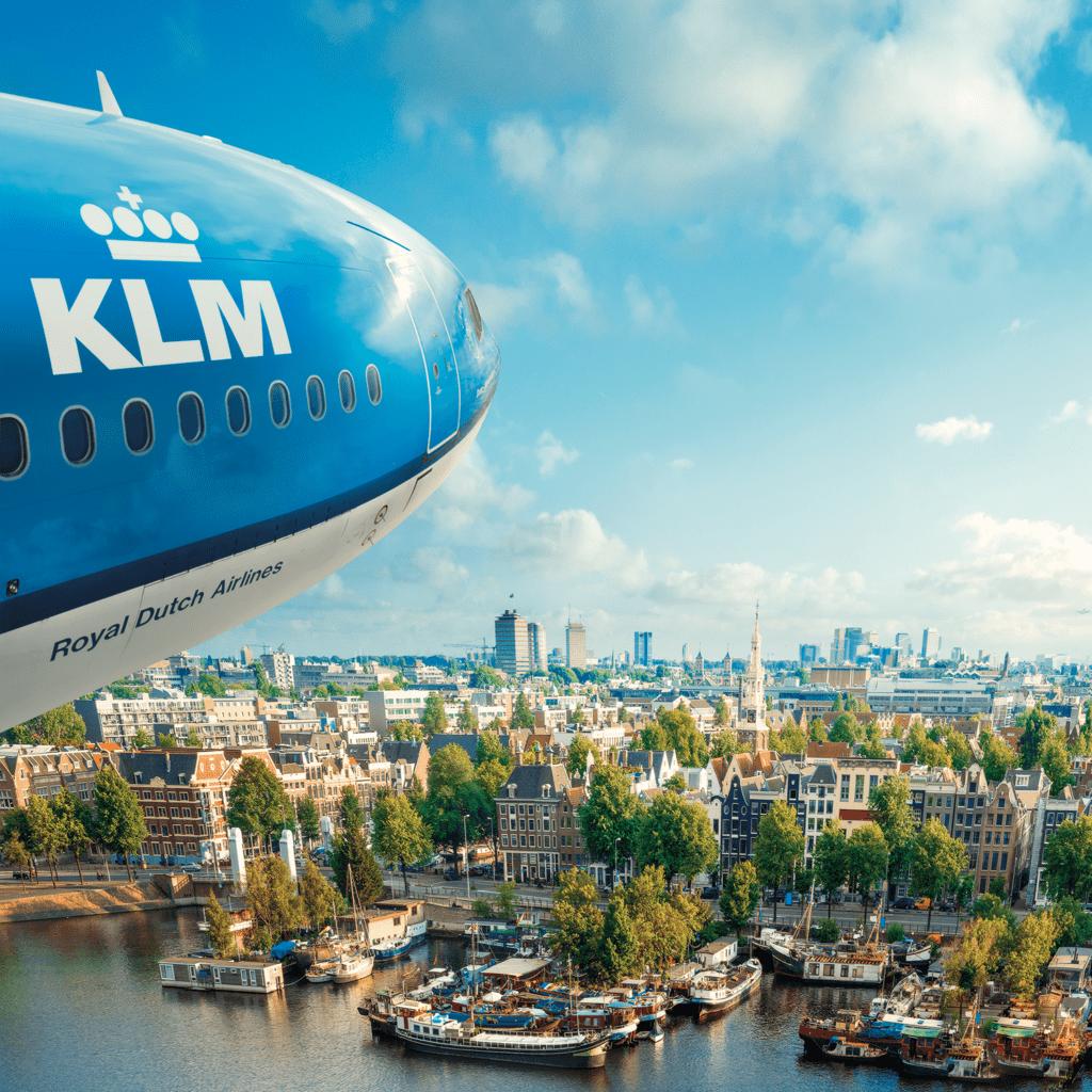 KLM Parking Offer