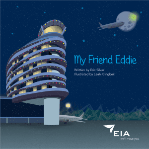 My Friend Eddie Book Cover Image