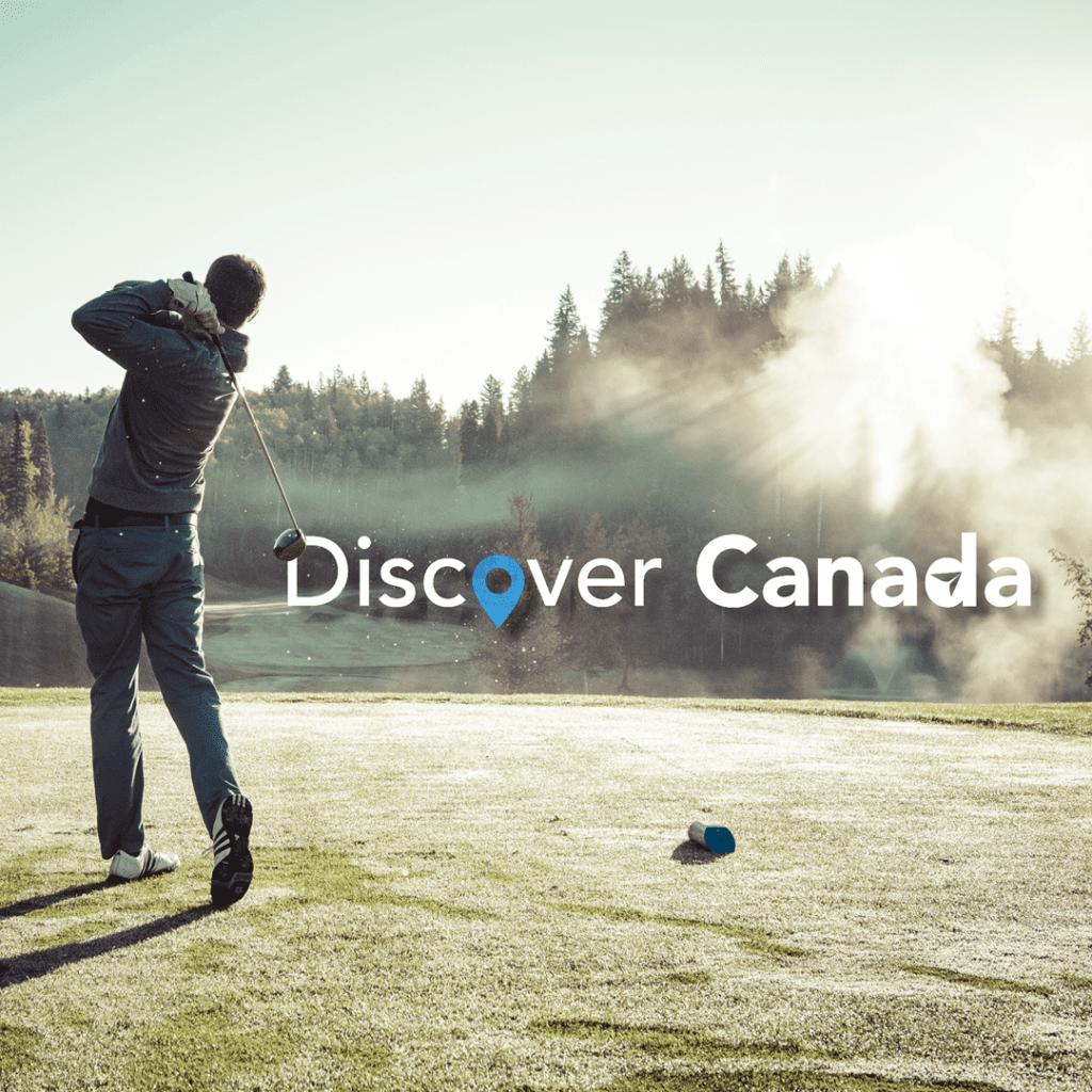 Discover Canada PG Golf Instagram