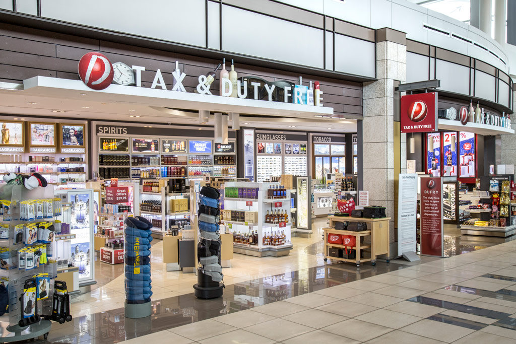 Photo of Tax & Duty Free Storefront