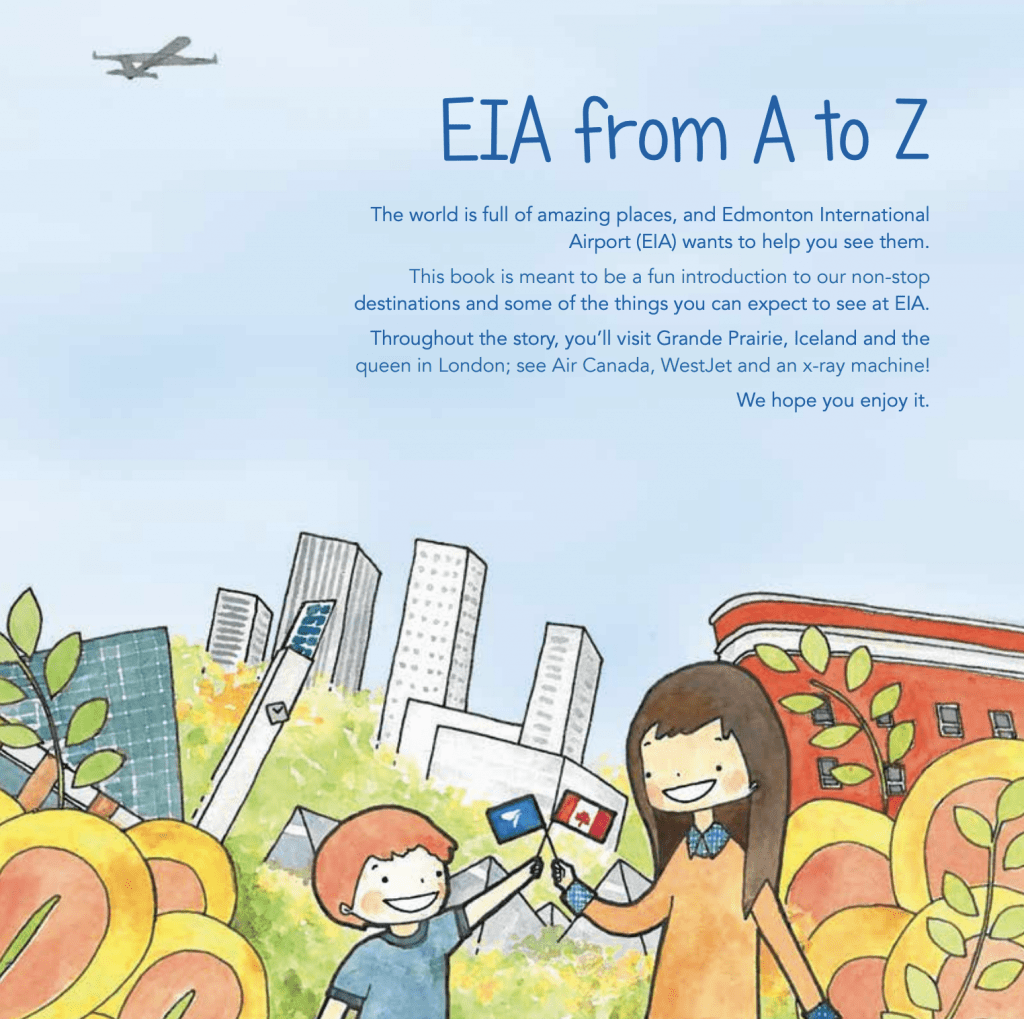 EIA A to Z Storybook Image