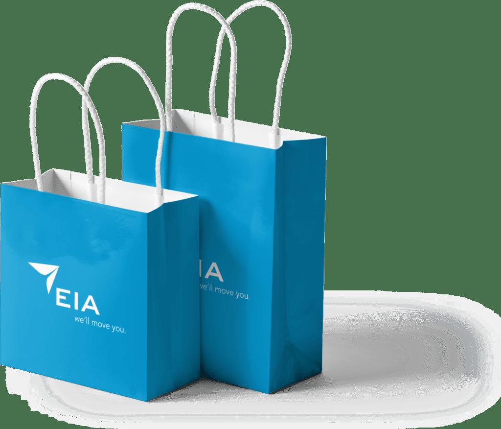 EIA Shopping Bags