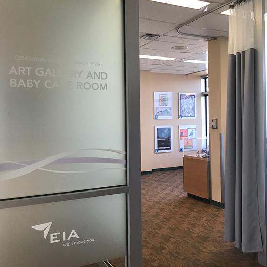 Salle pour bébé de l'AIE