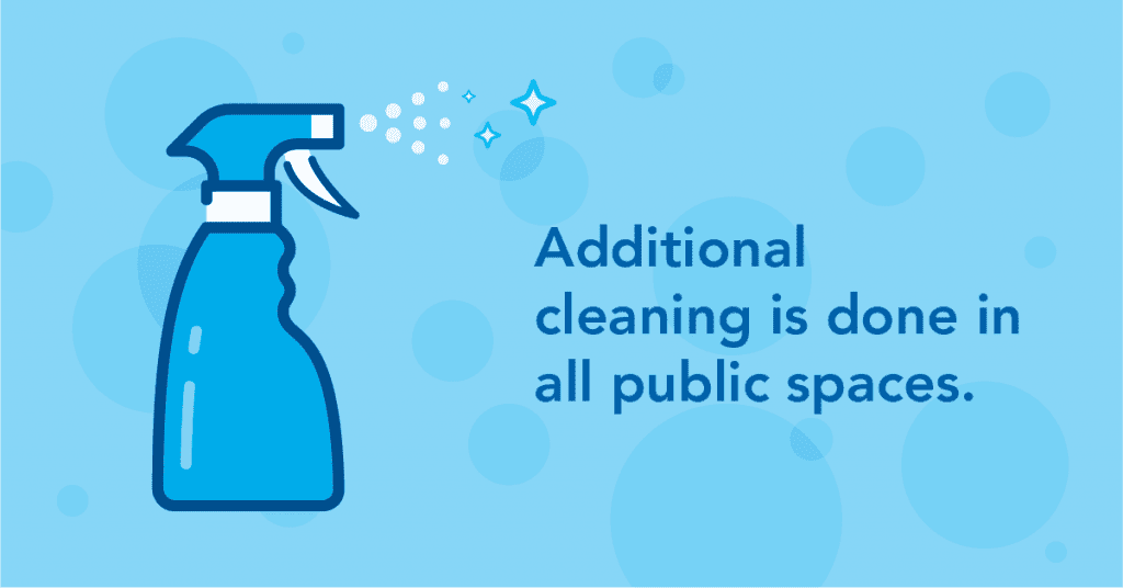 EIA ready campaign Additional Cleaning