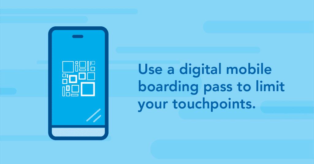 EIA ready campaign Digital boarding pass