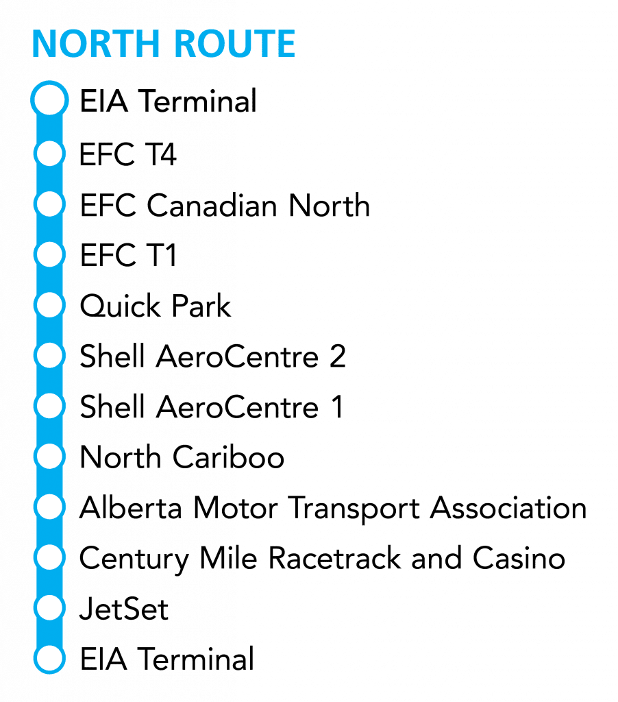 OnAirportRoutes-NORTH-Route-Oct2019
