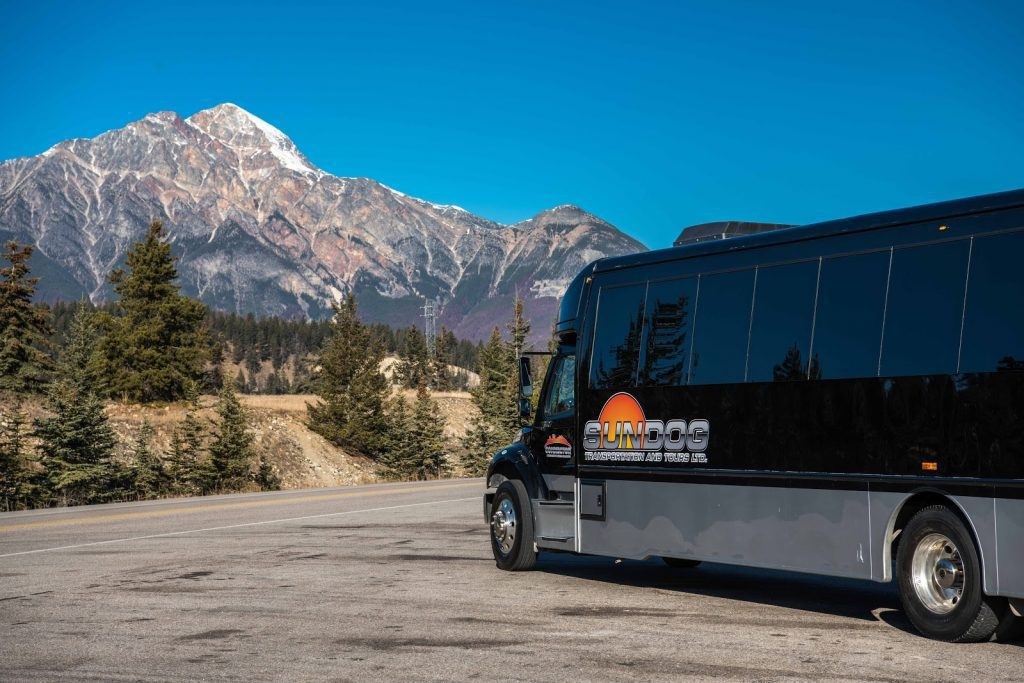 SunDog Tours Bus