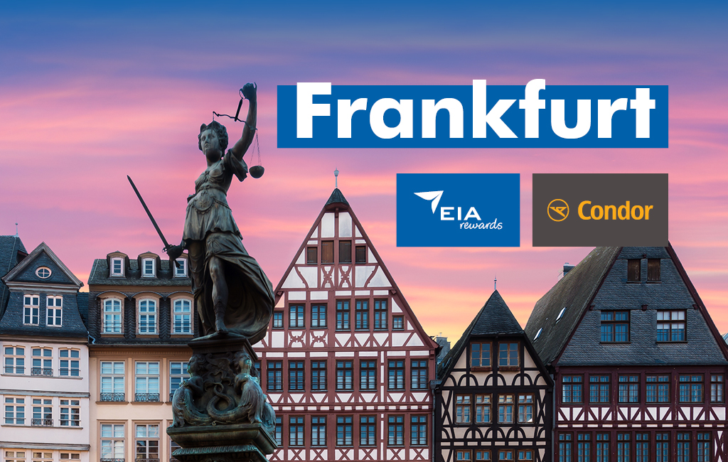Frankfurt rewards creative