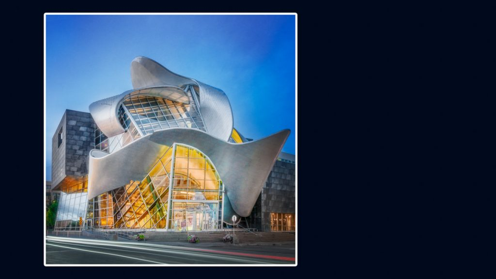Photograph of the Art Gallery of Alberta in Edmonton, Alberta, Canada - PPOC (Professional Photographers of Canada)