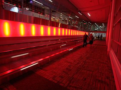 Interstitial Corridor by Electroland