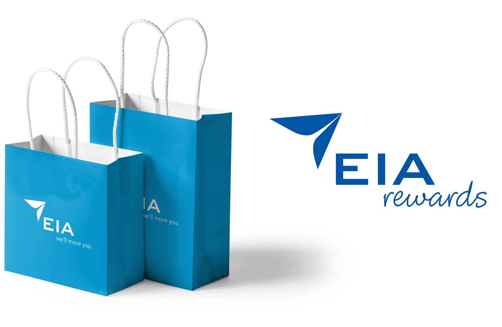 EIA Rewards Shopping