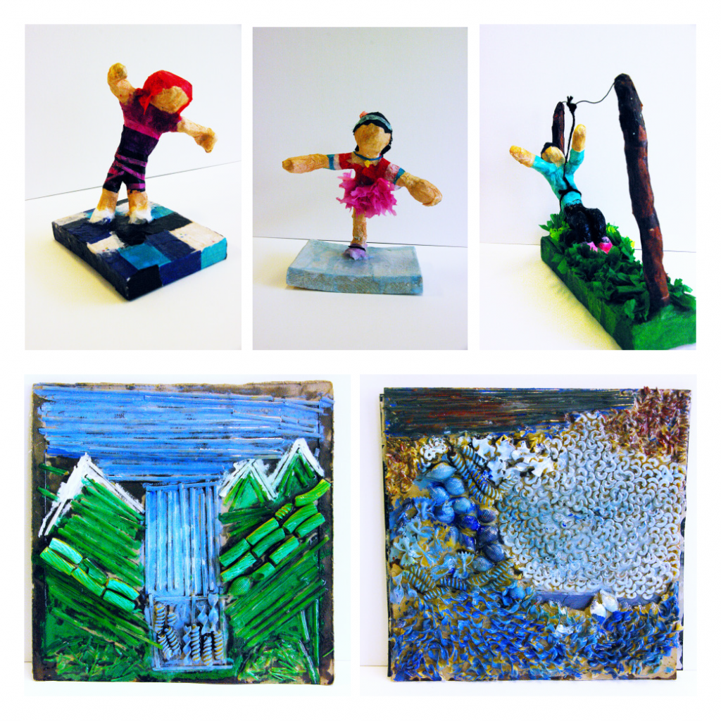 Art that Moves You! Exhibit by Edmonton Public School Board Students