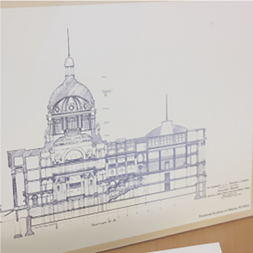 The Design of Alberta's Legislature Building